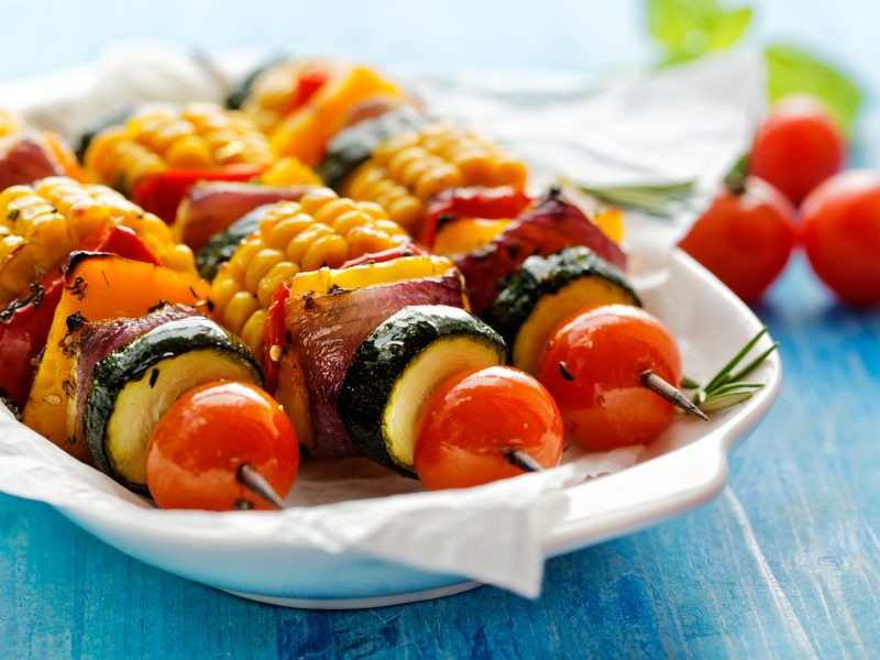 Marinade for Vegetable Kabobs