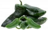 peppers-isolated-pablano-jalapena